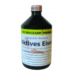 Dr. Brockamp - AKTIVES EISEN 500ml (aktywne żelazo)
